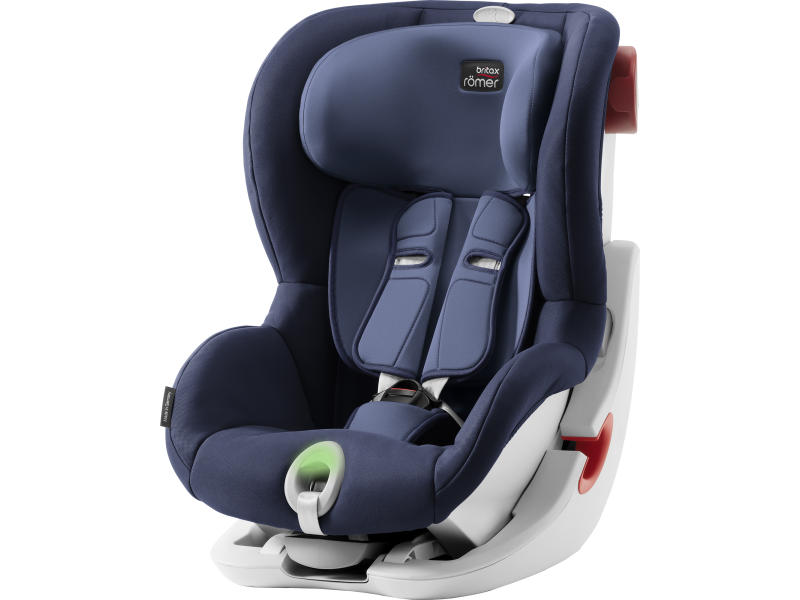 Britax Römer Autosedačka KING II ATS, Moonlight blue