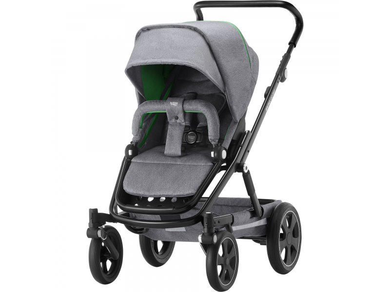 Britax Römer Kočárek GO BIG 2 Dynamic Grey