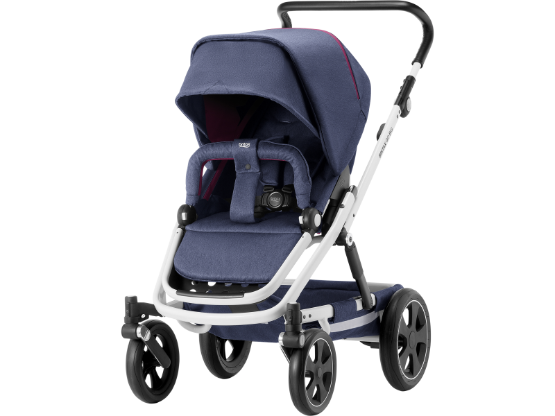 Britax Römer Kočárek GO BIG 2 Oxford Navy