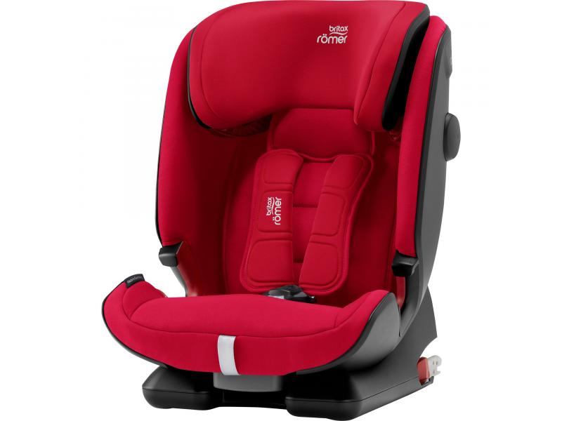 Autosedačka Advansafix IV R, Fire Red 1