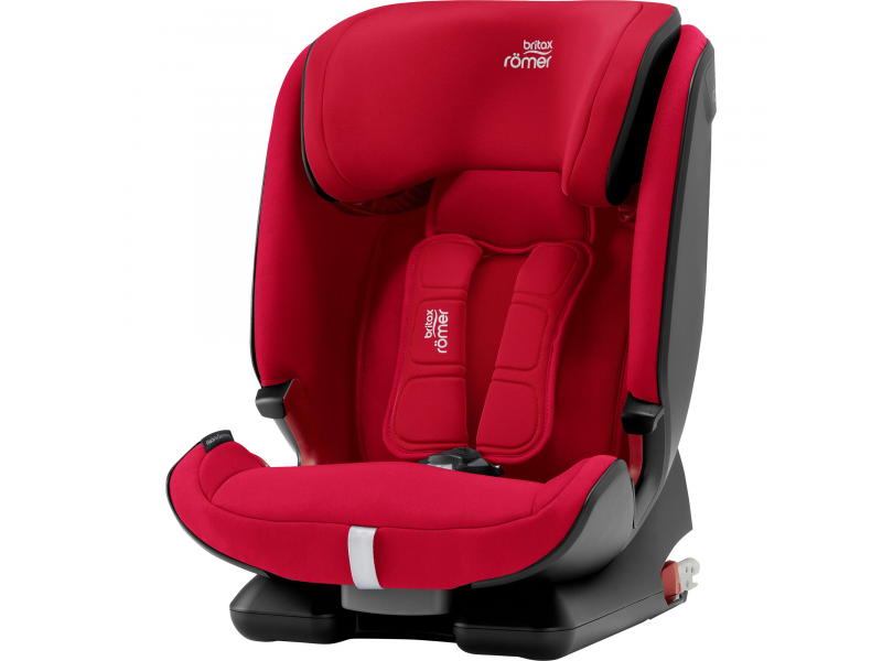 Autosedačka Advansafix IV M, Fire Red 1
