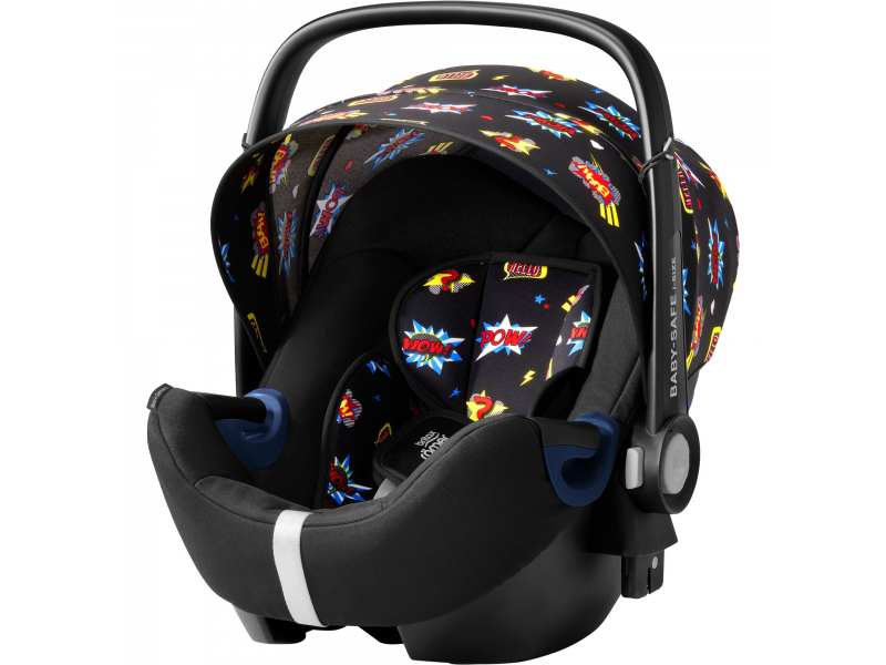 Autosedačka Baby-Safe 2 i-Size, Comic Fun 1