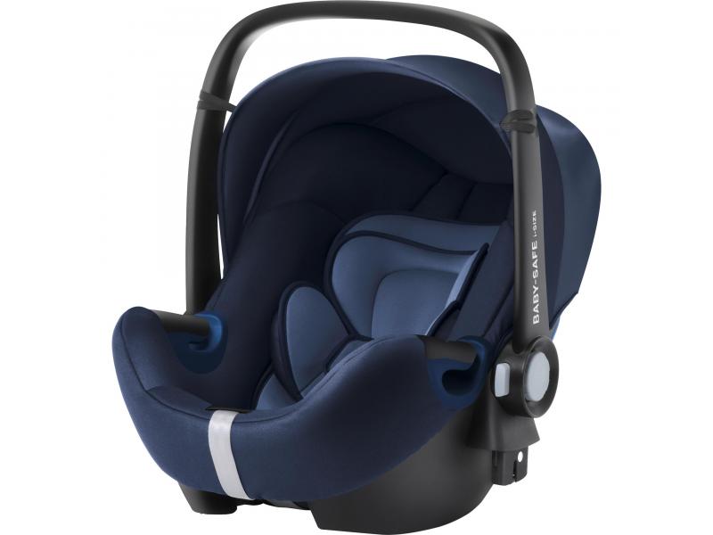 Autosedačka Baby-Safe 2 i-Size, Moonlight Blue 1