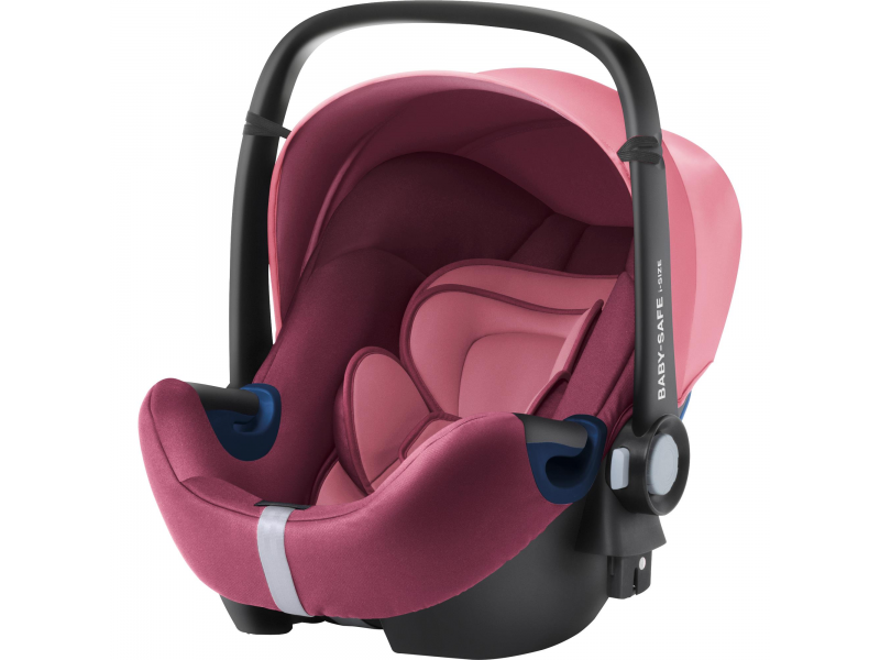 Autosedačka Baby-Safe 2 i-Size, Wine Rose 1