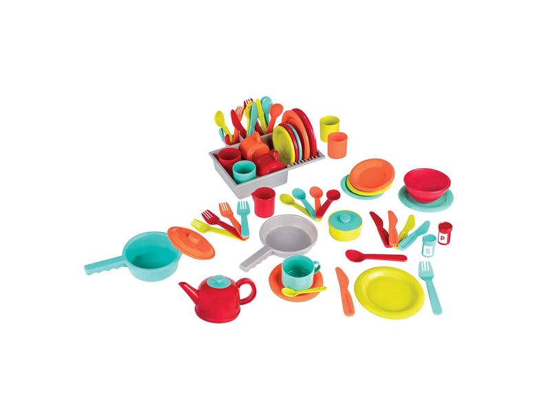 B-Toys Sada kuchyňských doplňků Deluxe