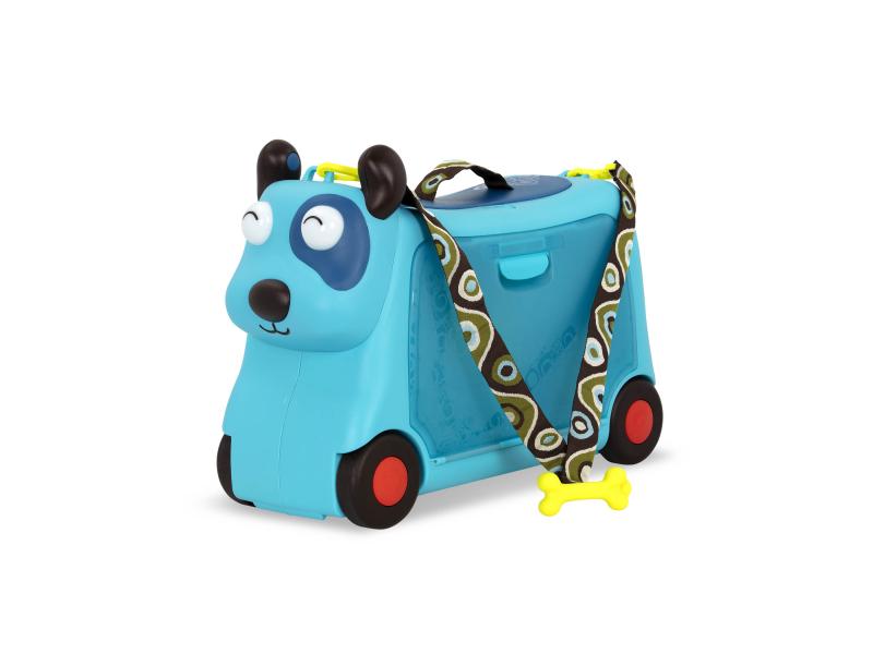 Kufřík + odrážedlo pejsek Woofer 1
