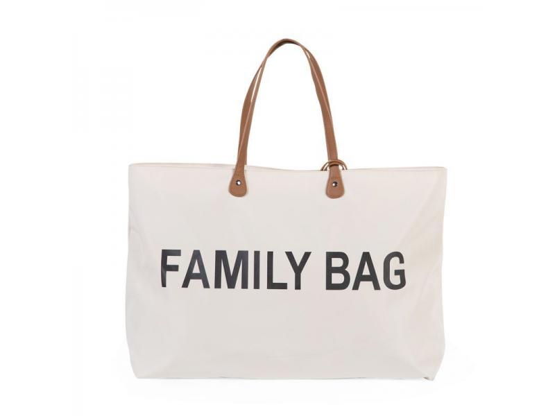 Cestovní taška Family Bag White 1