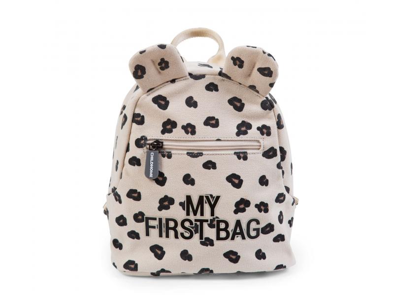 Dětský batoh My First Bag Canvas Leopard 1