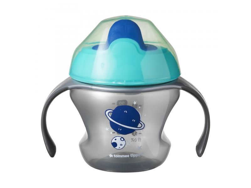 Netekoucí hrnek Sippee Cup 150ml 4m+ Blue 1