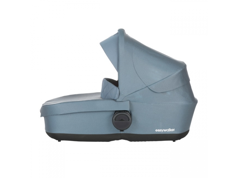 Easywalker Korba ke kočárku Harvey2 Premium Topaz Blue 2020