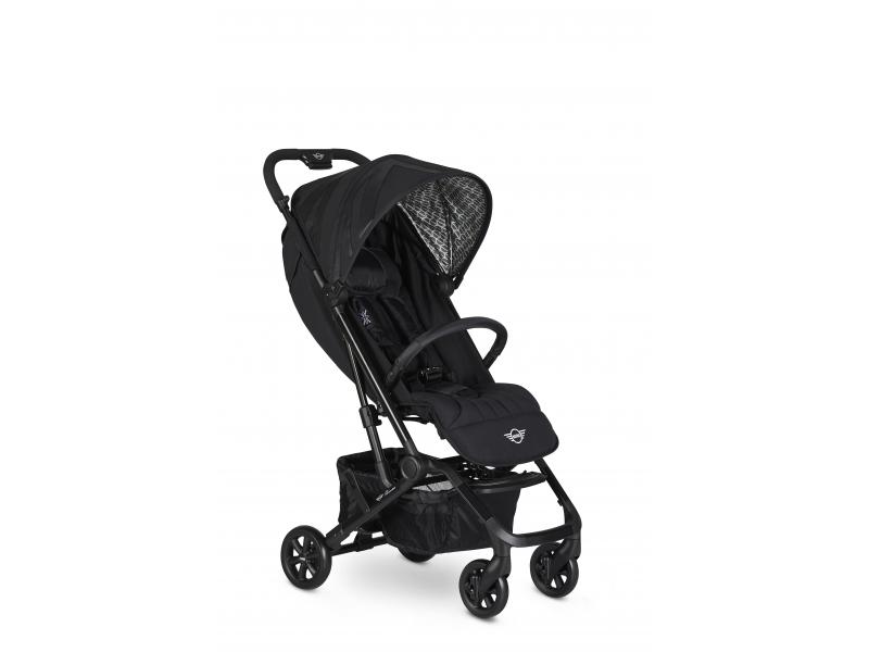 Kočárek sportovní Buggy XS Oxford Black MINI by  2019 1