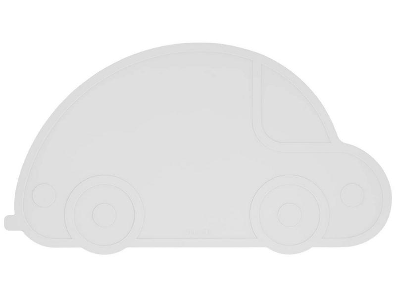 Silikonová podložka Auto šedá 1
