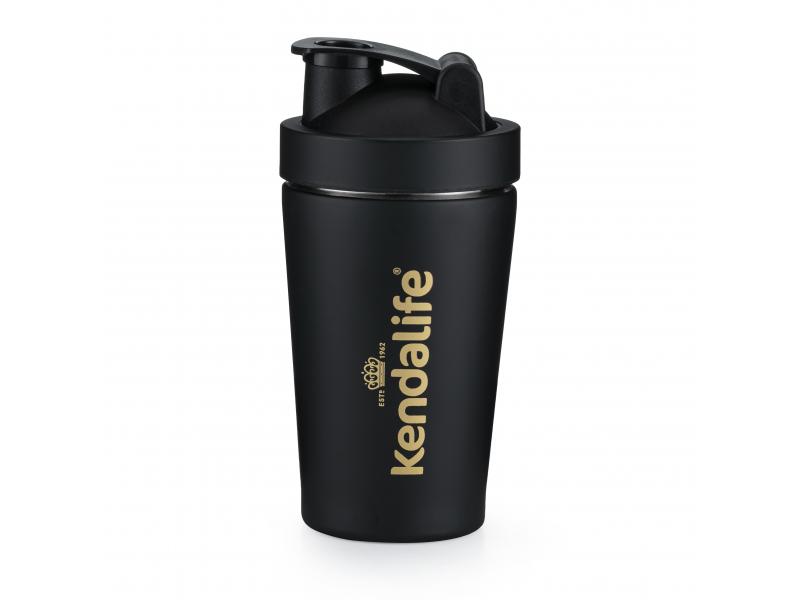 Kendalife Shaker nerezový černý (600 ml) 1
