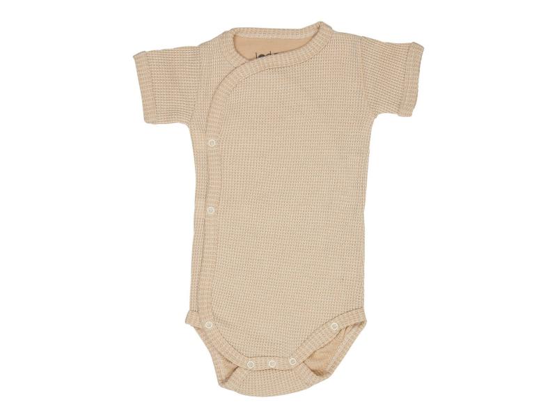 Lodger Romper Short Sleeves Ciumbelle Ivory vel. 68