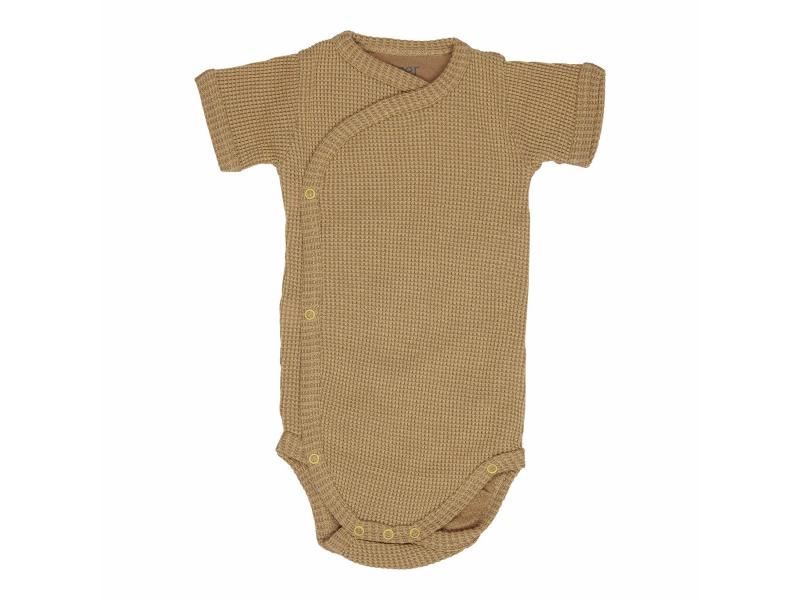 Lodger Romper Short Sleeves Ciumbelle Honey vel. 62