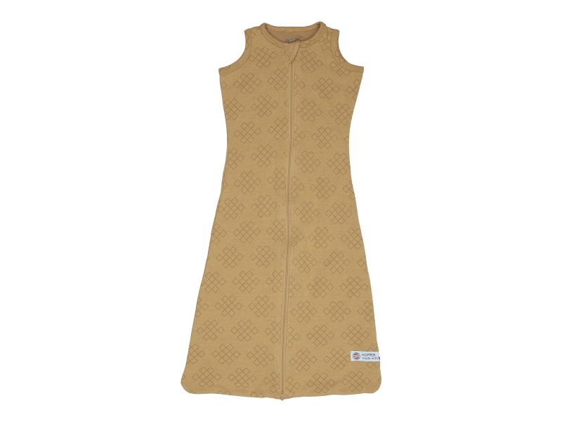 Hopper Sleeveless Empire Caramel vel. 68/80 1