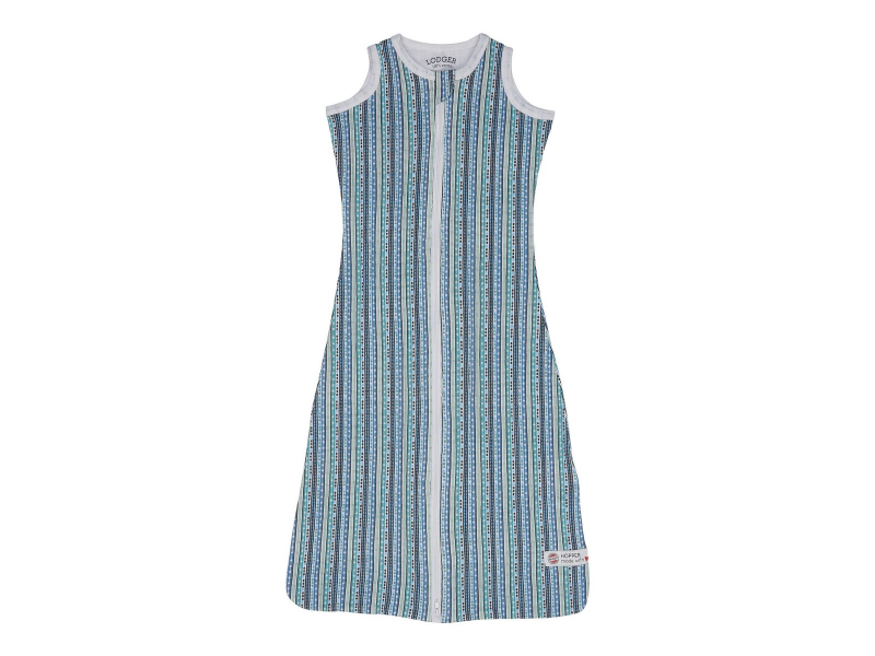 Hopper Sleeveless Stripe Xandu Dusty Turquoise vel. 68/80 1