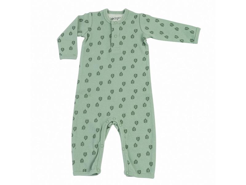 Jumper Print Rib Silt Green 68 1