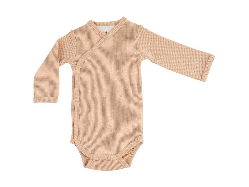 Romper Long Sleeves Ciumbelle Linen vel. 80 1