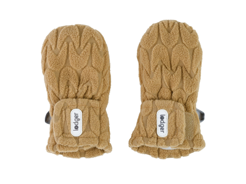 Mittens Empire Fleece Dark Honey 1 - 2 roky 1