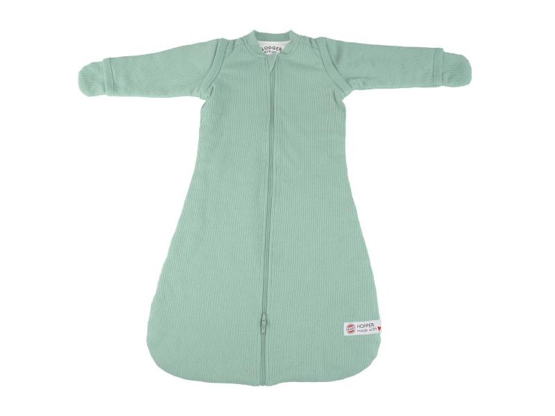 Hopper Sleeves Rib Silt Green 86/98 1