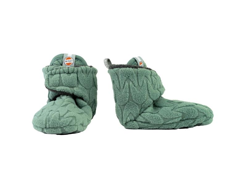 Lodger Slipper Fleece Empire Green Bay 0 - 3 měsíce