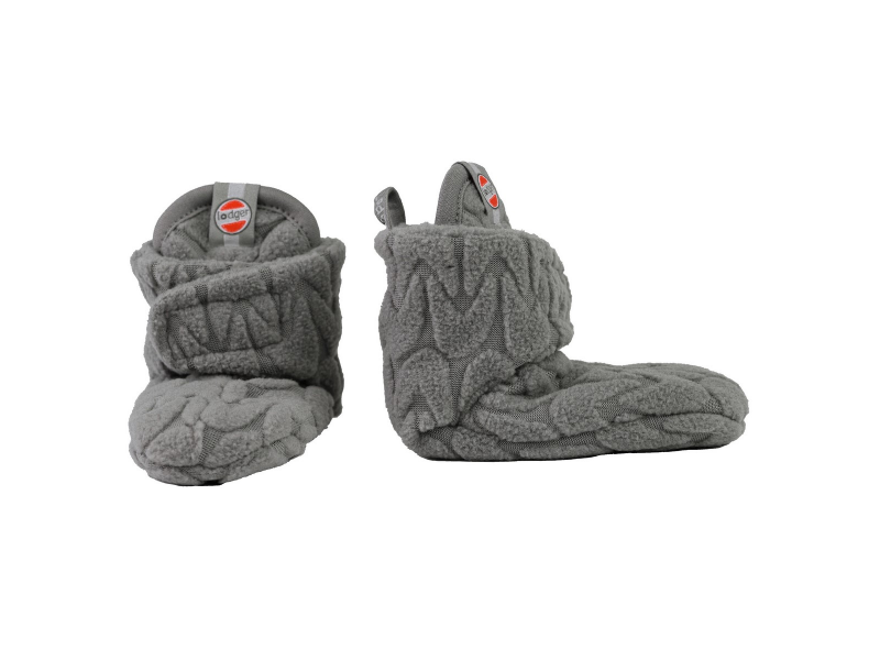 Lodger Slipper Fleece Empire Sharkskin 12 - 18 měsíců