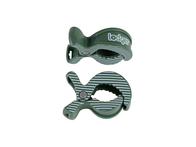 Swaddle Clip print 2balení Green Bay-Stripe 1