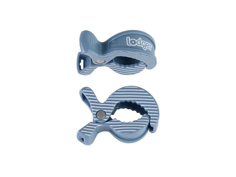Swaddle Clip print 2balení Ocean-Stripe 1