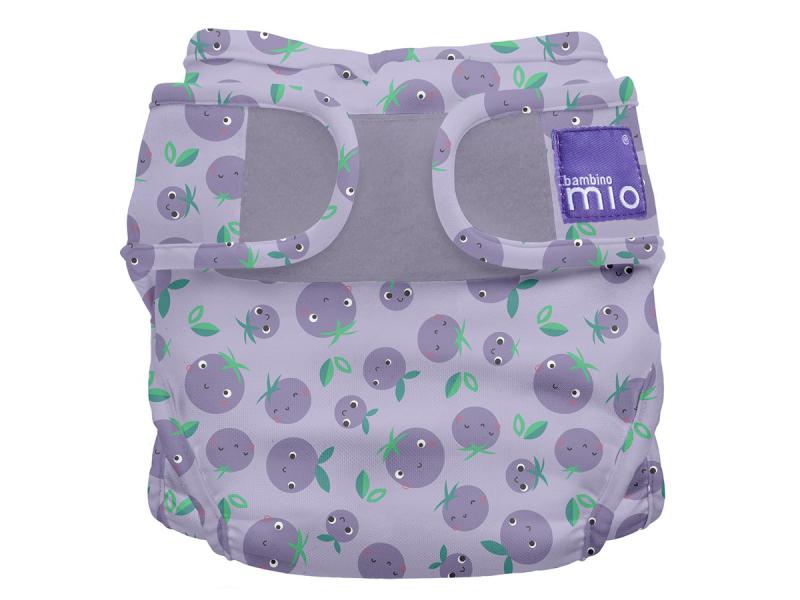 Miosoft plenkové kalhotky Berry Bounce 3-9kg 1