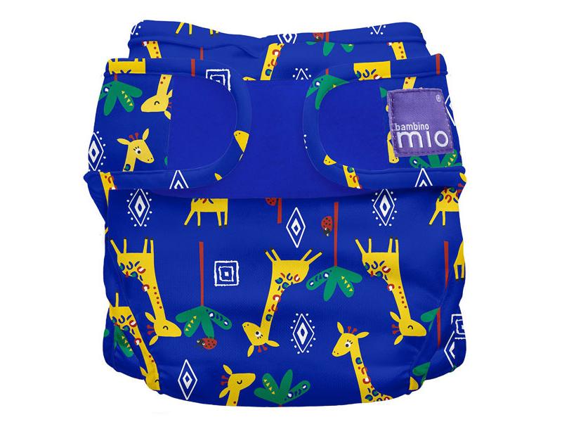 Miosoft plenkové kalhotky Giraffe Jamboree 3-9kg 1