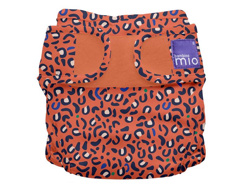 Miosoft plenkové kalhotky Safari Spots 3-9kg 1