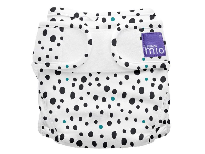 Miosoft plenkové kalhotky Dalmatian Dots 9-15kg 1