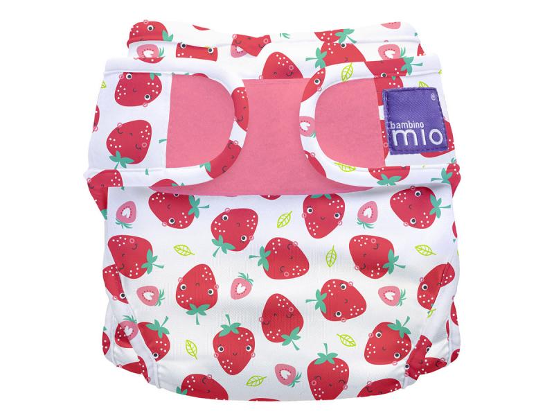 Miosoft plenkové kalhotky Strawberry Cream 9-15kg 1