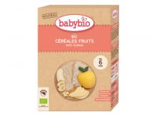 Dárek BabyBio nemléčná kaše ovocná 200 g - NOVINKA 2020