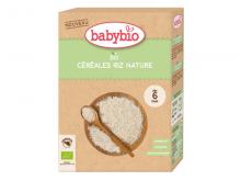 Dárek BabyBio nemléčná kaše rýžová 200 g - NOVINKA 2020