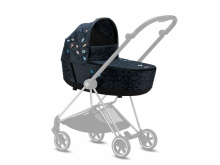 Cybex Mios Lux Carry Cot Jewels of Nature 21