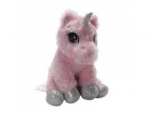 InnoGio plyšová hračka UNICORN Pink 80cm