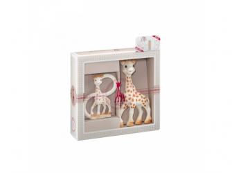 Můj první dárkový set (žirafa Sophie & kousací kroužek ze 100% přírodního kaučuku) 2