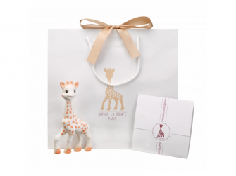 Můj první dárkový set (žirafa Sophie & oblíbené francouzské chrastítko) 6