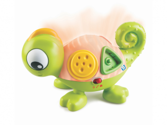 Svítící chameleon 2