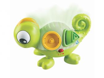 Svítící chameleon 3