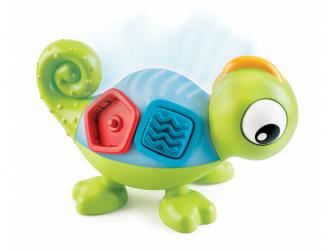 Svítící chameleon 4