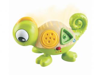Svítící chameleon 6
