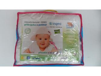 Ingeo peřina (100x135cm) + polštář (40x60cm) 2