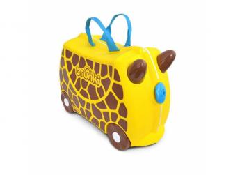 Kufřík + odrážedlo Gerry Giraffe
