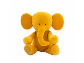 Plyšový slon MUSTARD