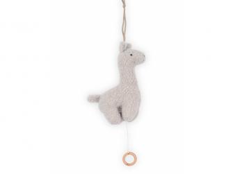 Hrající lama, Grey