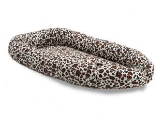 Hnízdo Leopard natural