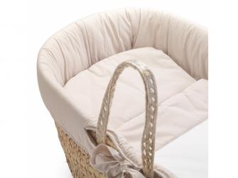 Košík pro miminko GEORGIA písková 2